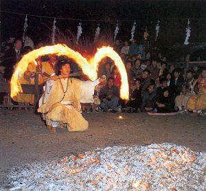 秋葉山量覚院_火防祭